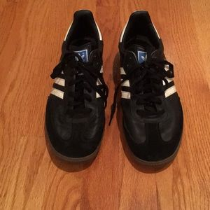Adidas originals SAMBA leather sneaker